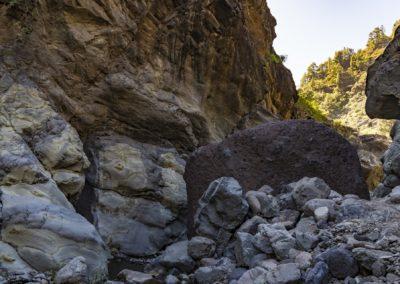 Nationalpark Caldera de Taburiente La Palma