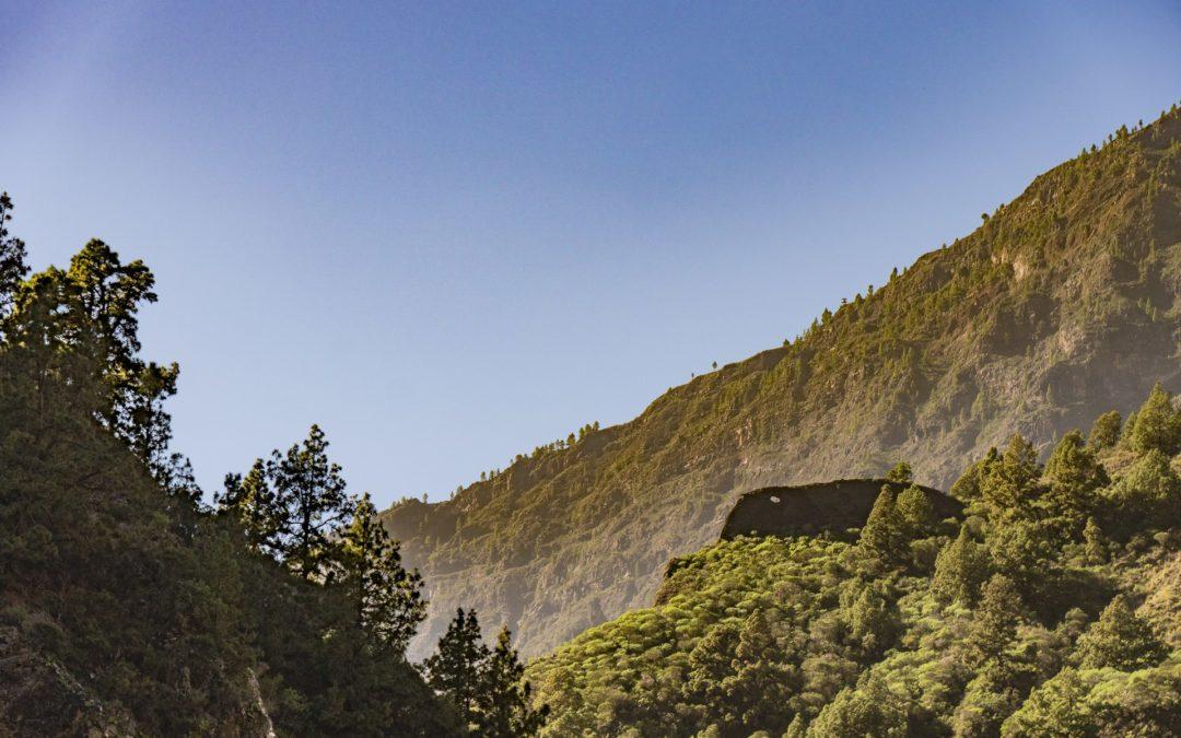 Wanderung im Nationalpark Caldera de Taburiente – Insel La Palma 2018/2, Teil 1